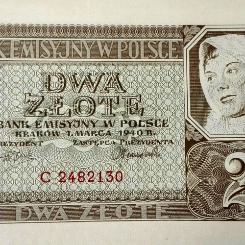 Banknoty generalna gubernia