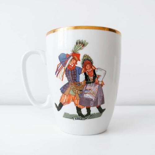 """""""Tańce Polskie"""" - Zofia Stryjeńska"""
