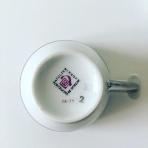 Serwis kawowy delta