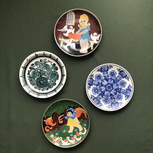 Talerze dekoracyjne