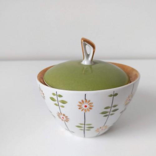 Cukiernica z serwisu kawowego Aldona Kwiatogal